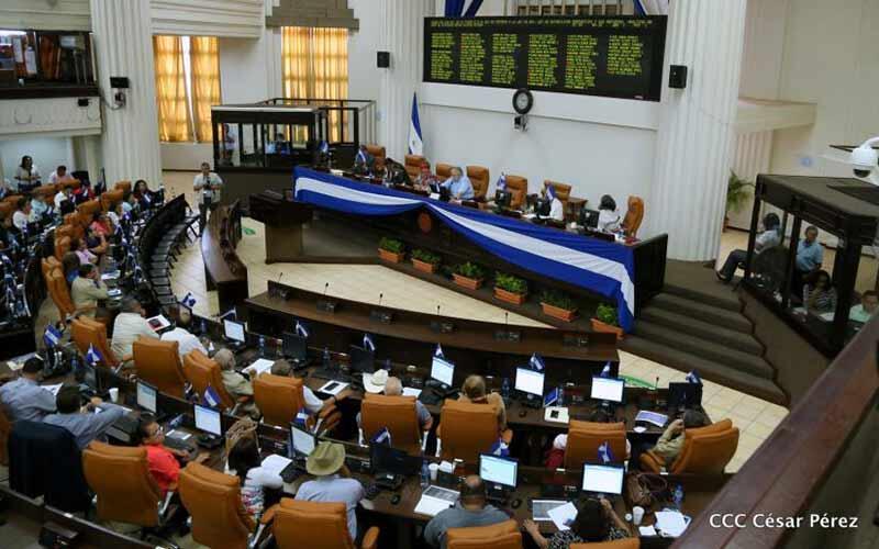 Aprueban ley que regula a agentes extranjeros y garantiza gobernabilidad Managua. Radio La Primerísima