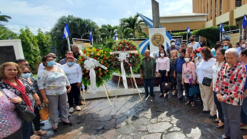 Asamblea recuerda al Comandante Carlos Núñez, padre de la Constitución Política