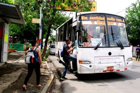 Presupuesto 2021 también garantiza protección del trabajo y subsidio de transporte Managua. Radio La Primerísima