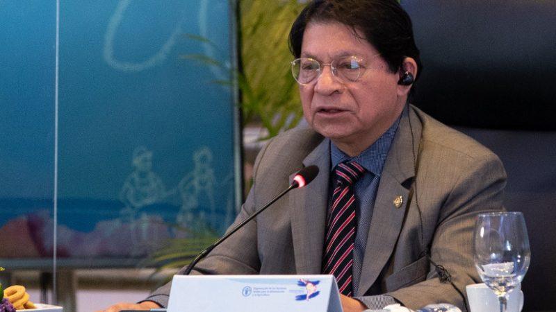 Canciller Moncada destaca logros económicos y sociales en evento de FAO Managua. Radio La Primerísima