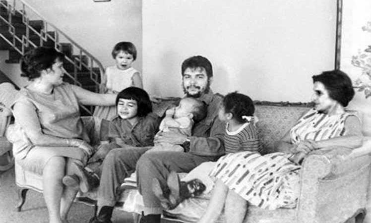 Recuerdan al Comandante «Che» Guevara Ciudad Panamá. Prensa Latina