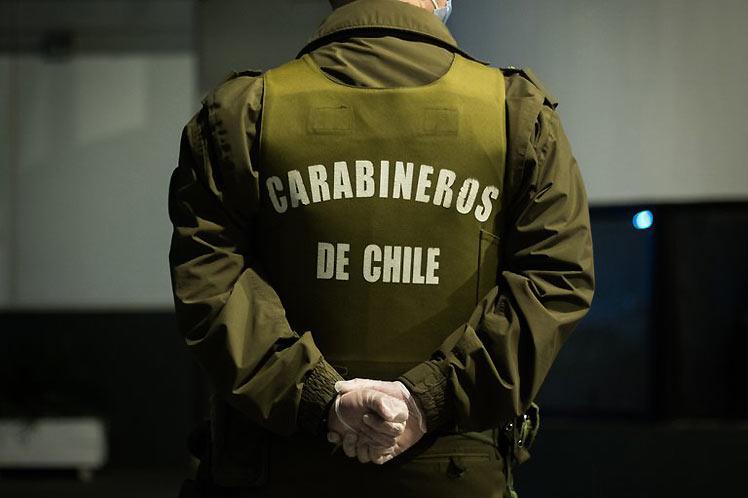 Podría haber cambios en plana mayor de Carabineros de Chile Santiago de Chile. Prensa Latina