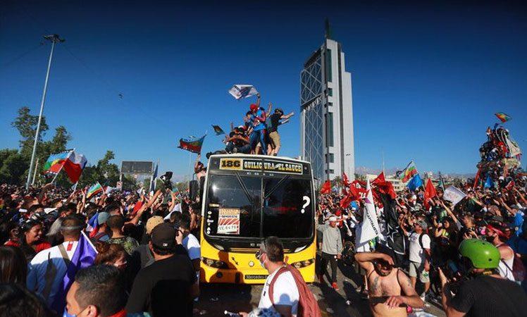 Chile a la expectativa por plebiscito del domingo Santiago de Chile. Prensa Latina