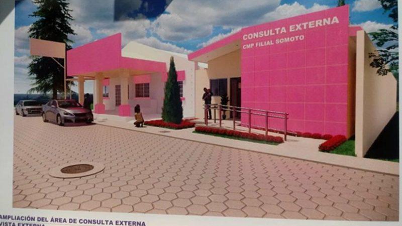 Ampliarán consulta externa de hospital en Somoto Managua. Radio La Primerísima
