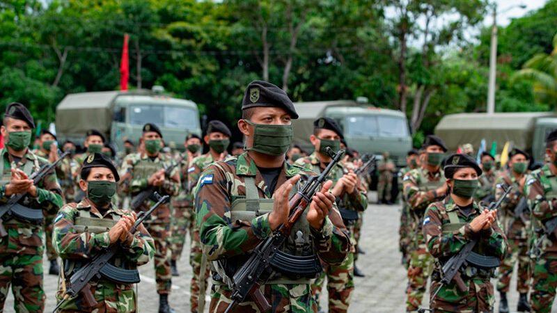 Ejército lanza plan para protección y seguridad de cafetaleros en Managua Managua. Radio La Primerísima