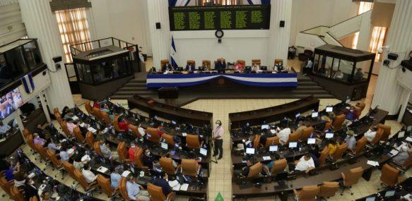 Ley de Agentes Extranjeros, noticia de la semana en el país Managua. Prensa Latina