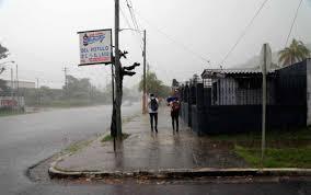Onda tropical generará lluvias Managua. Douglas Midence. Radio La Primerísima