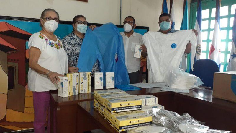 PARLACEN dona al MINSA insumos médicos Managua. Radio La Primerísima