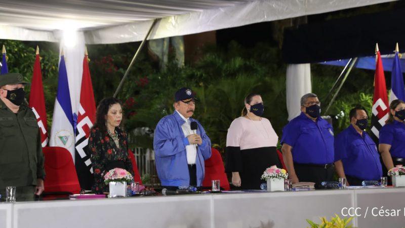 Presidente Ortega destaca triunfo del MAS en Bolivia Managua. Radio La Primerísima