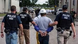 Segunda redada nacional de ICE en santuarios culmina con más de 170 arrestos Los Ángeles. Agencias