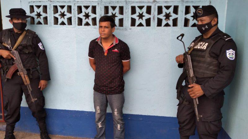 Cae traficante de droga en Jinotega Jinotega. Por Maynor Zamora/Radio La Primerísima
