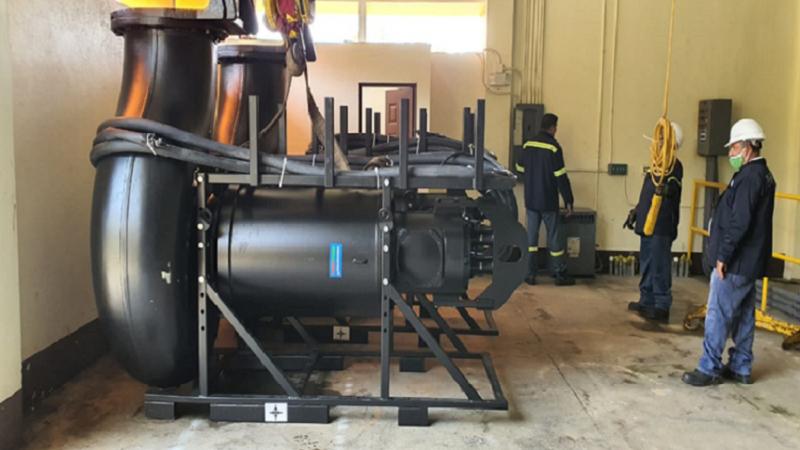 Notable inversión para tratamiento de aguas residuales Managua. Radio La Primerísima