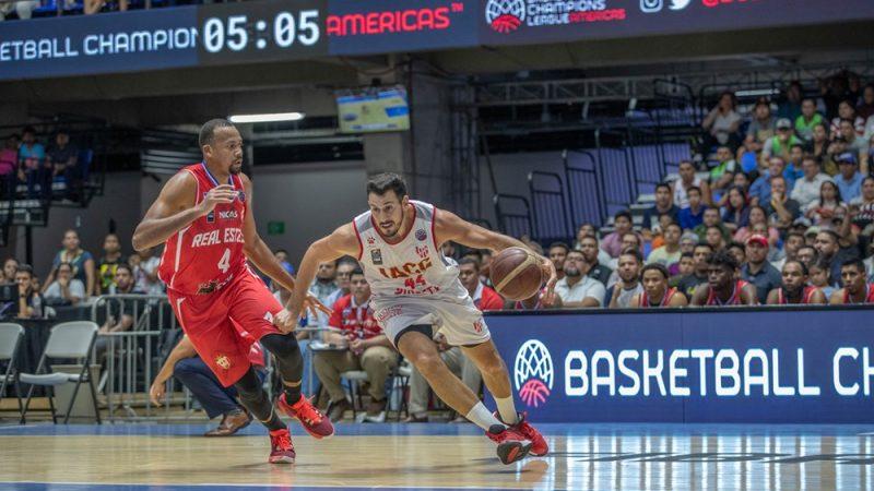 Equipo Real Estelí mantiene liderato en baloncesto profesional Managua. Prensa Latina