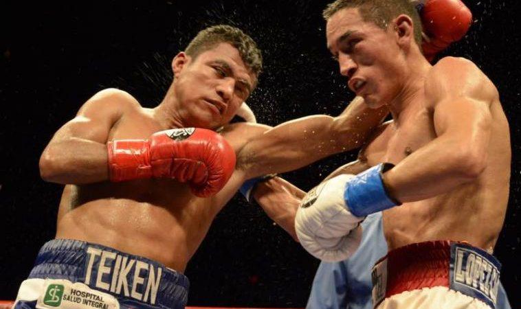 «Gallo» Estrada quiere pelear contra «Chocolatito» González Los Ángeles, California. ESPN Deportes