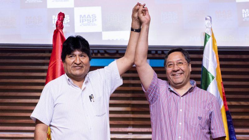 El retorno de la izquierda en Bolivia Por Atilio A. Boron. Diario Página/12 Argentina