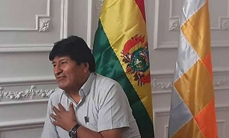 Afirman que Evo Morales regresará a Bolivia el 9 de noviembre La Paz. Prensa Latina