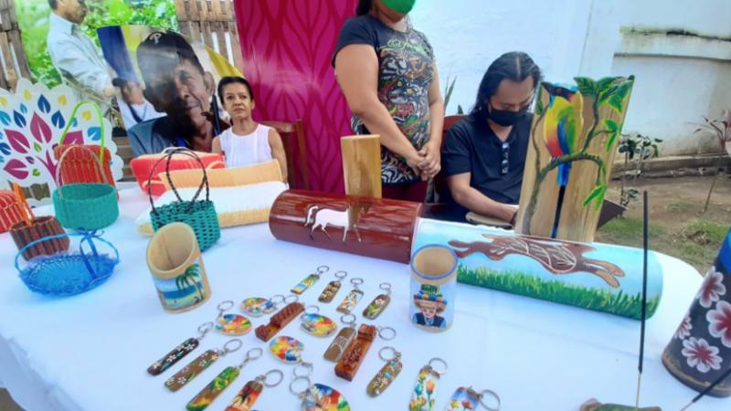 Realizarán feria para promover emprendimientos de personas con discapacidad Managua. Radio La Primerísima