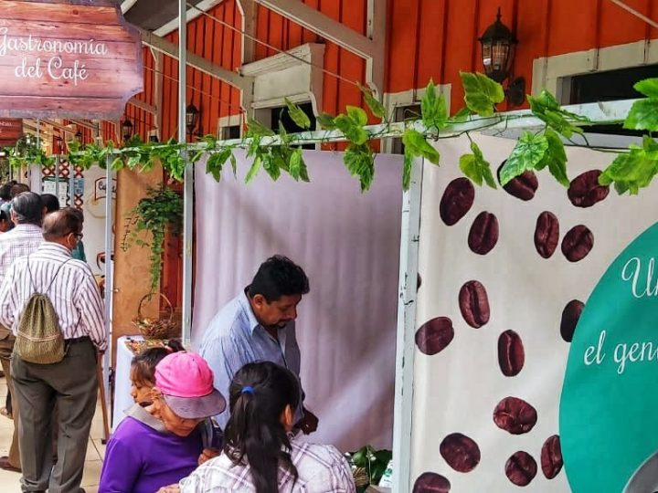 Realizan feria nacional del café en Carazo