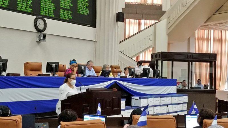 Tres millones de firmas respaldan ley que castiga crímenes de odio Managua. Por Danielka Ruíz/Radio La Primerísima