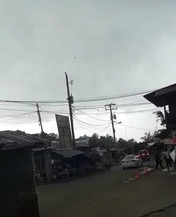 Tornado afecta más de 10 casas en San Carlos Managua. Radio La Primerísima