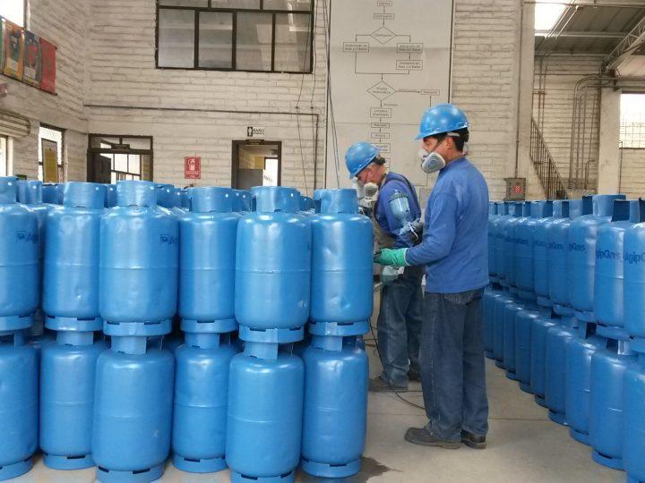 Gas licuado mantiene precio al igual 17 productos de canasta básica