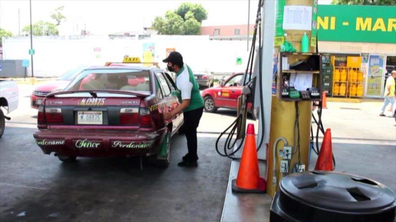 Suben precios de gasolina regular y diésel, baja la súper Managua. Radio La Primerísima