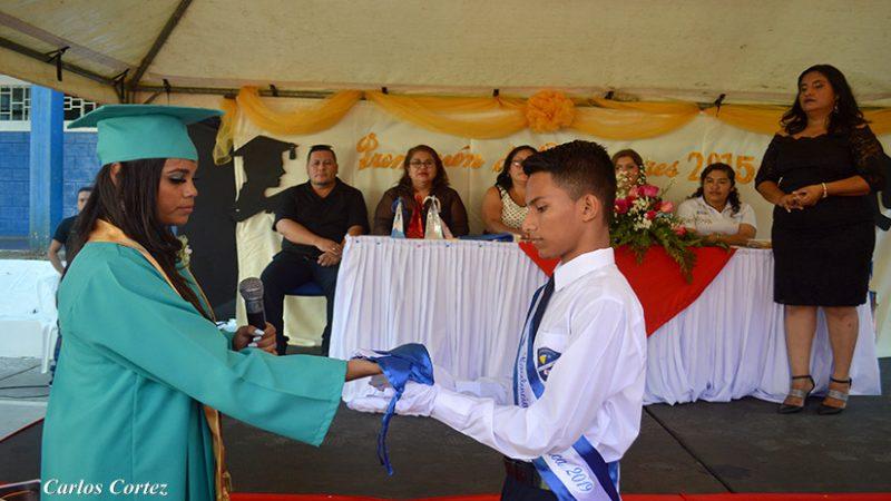MINED prevé graduación de 68 mil nuevos bachilleres Managua. Por Douglas Midence Barrios/Radio La Primerísima