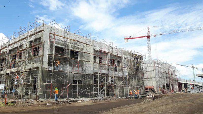 Avanza a buen ritmo construcción de hospital departamental de Chinandega Managua. Radio La Primerísima