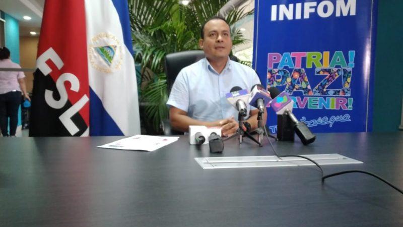 Avanza construcción de nuevas infraestructuras deportivas y calles Managua. Por Douglas Midence/Radio La Primerísima