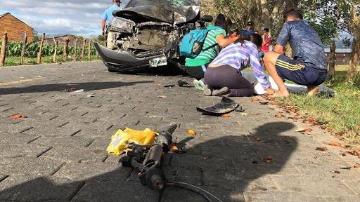 Jalapa registra 15 muertos en colisiones este año Managua. Radio La Primerísima