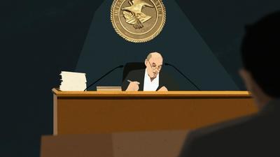 Jueces piden ayuda al Senado de EEUU para cerrar tribunal por «brote generalizado de covid-19» Los Ángeles, California. Jorge Cancino/Univision