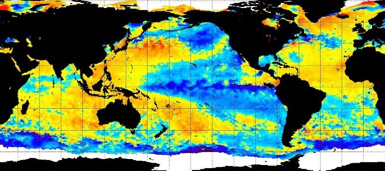 """Expertos confirman retorno de fenómeno climático """"La Niña"""" Managua. Agencias"""