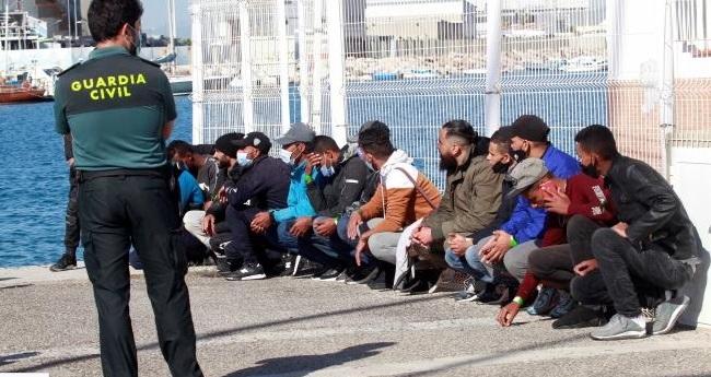 Rescatan a casi 450 inmigrantes en las costas españolas Madrid, España. Agencia EFE