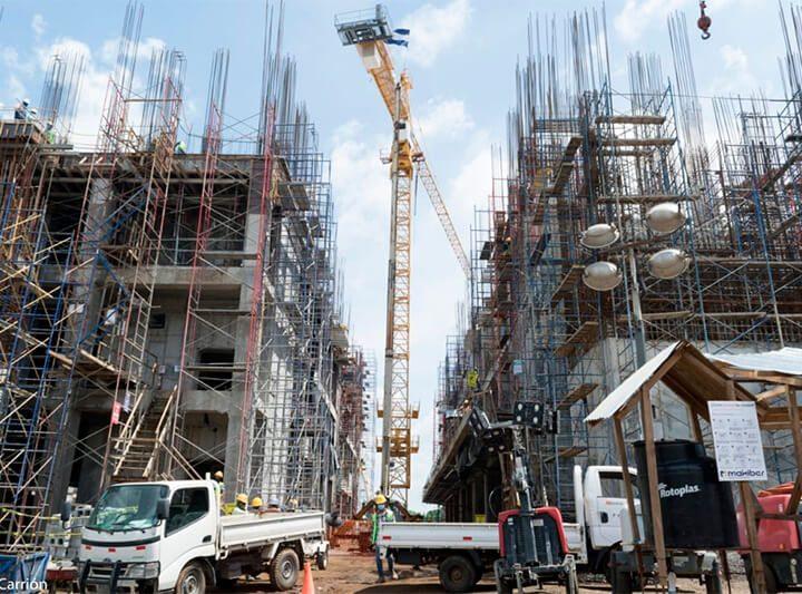 Avanza construcción del nuevo hospital en León