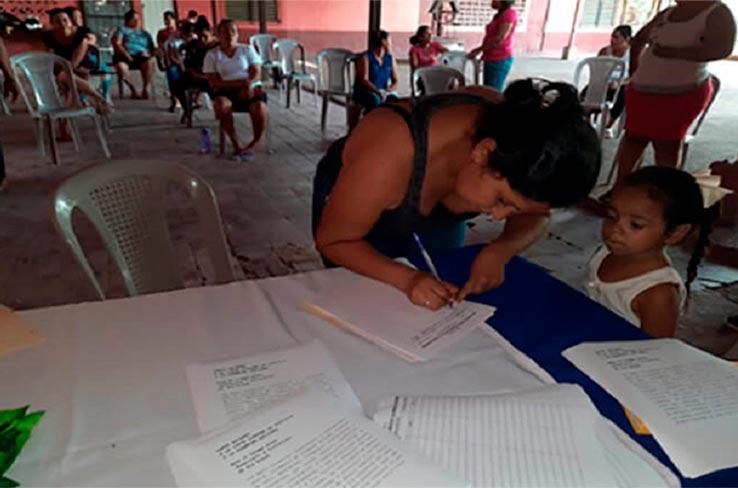 Crece respaldo a iniciativa para establecer cadena perpetua Managua. Radio La Primerísima