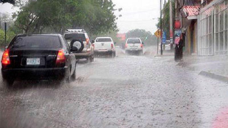 Reportan anegaciones por lluvias en varias zonas del país Managua. Radio La Primerísima