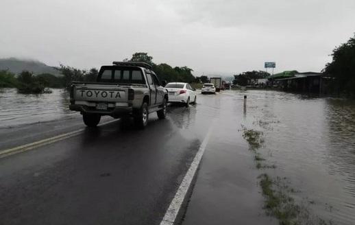 Reportan lluvias en 44 municipios del país Managua. Radio La Primerísima