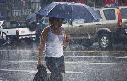 Intensas lluvias generan diferentes alertas en Costa Rica San José. Prensa Latina