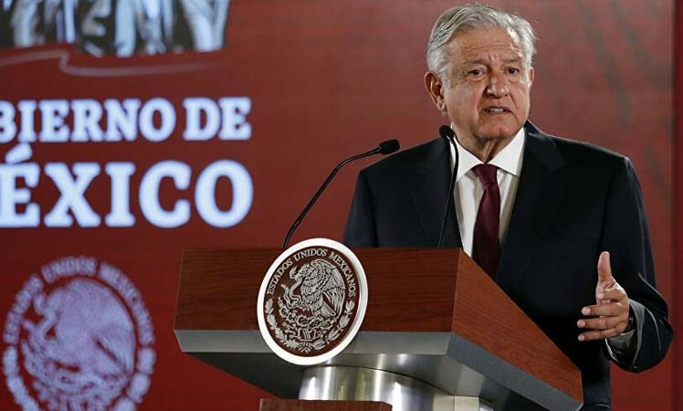 Presidente López Obrador confirma detención de militares en caso de crimen de mujer Ciudad de México. Prensa Latina