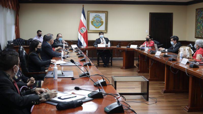 Nuevas medidas en Costa Rica tras diálogos territoriales San José. Prensa Latina
