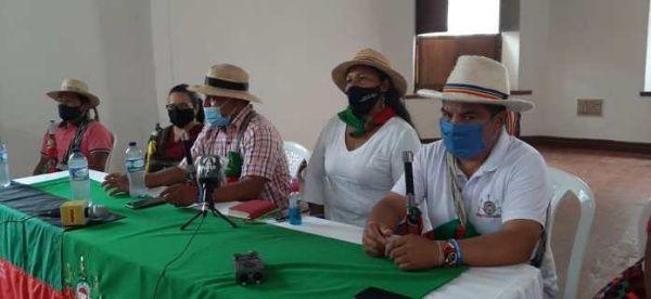 Indígenas colombianos denuncian nuevos actos de violencia contra sus líderes Bogotá. TELESUR