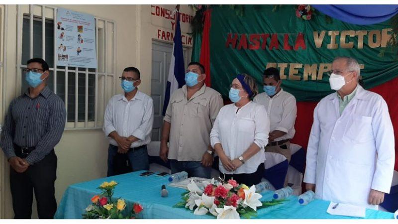 Entregan escrituras a puestos de salud de Nueva Segovia Managua. Radio La Primerísima