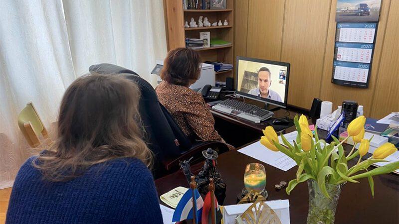 Rusos interesados en concretar proyectos en sector energético Managua. Radio La Primerísima