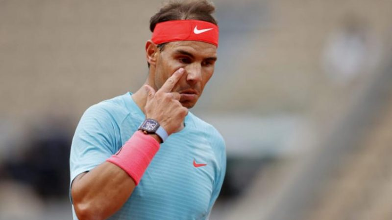 Nadal arrolla en segunda ronda del torneo Roland Garros París. Prensa Latina