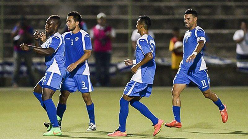 Selección de fútbol juega partido amistoso ante Honduras Tegucigalpa. Agencias