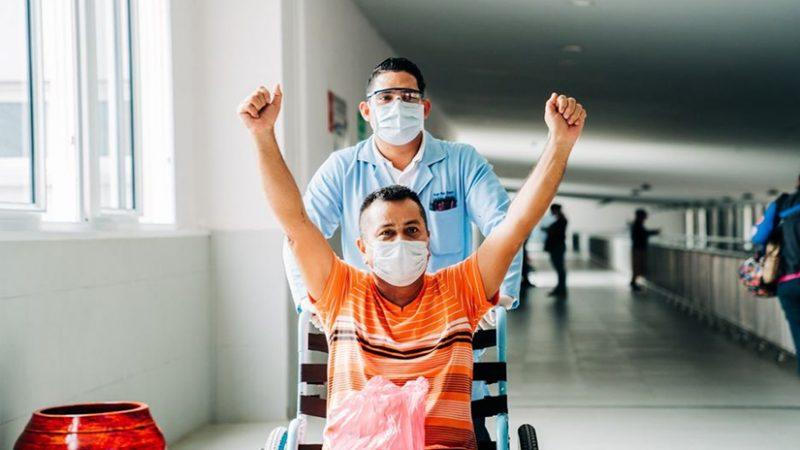 4,188 nicaragüenses se han recuperado de Covid-19 Managua. Radio La Primerísima