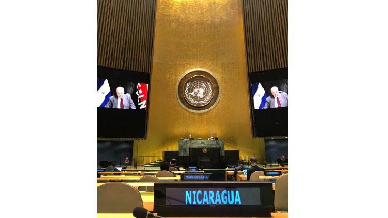 Nicaragua reitera llamado para eliminación de armas nucleares Managua. Radio La Primerísima
