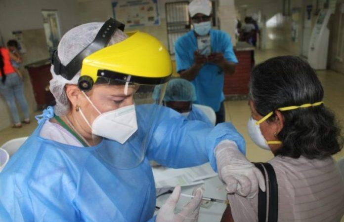 Doce voluntarios en Panamá han recibido vacuna alemana contra Covid-19 Ciudad Panamá. Agencia EFE