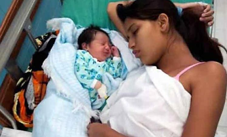 Suma preocupación por tema de embarazo precoz en Panamá
