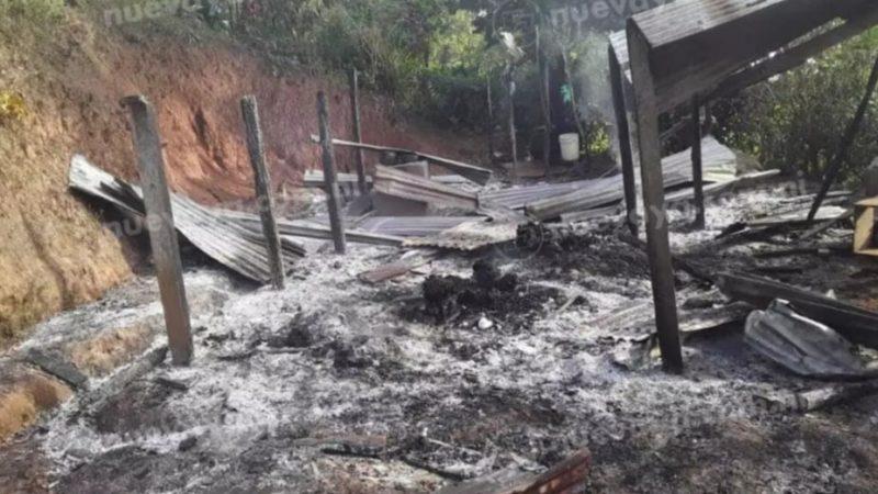 Policía captura a culpables de asesinar y quemar una pareja en Waslala Managua. Radio La Primerísima